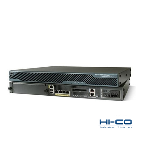CISCO firewall ASA5540-AIP40-K9
