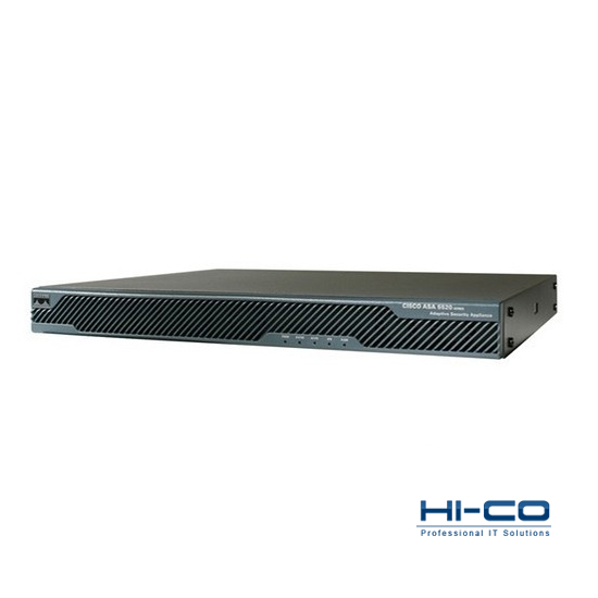 CISCO firewall ASA5510-SEC-BUN-K9