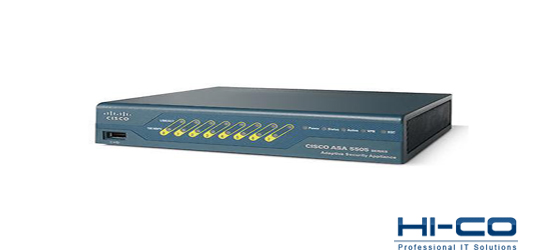 CISCO firewall ASA5505-BUN-K9